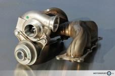 BMW 335i Turbolader N54 Tuning