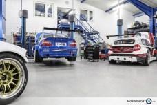 BMW E46 WTC + BMW E87 GTR