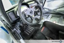 BMW M3 E46 GTR Interior Race Car