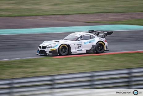 BMW Z4 GT3 Racing Nürburgring