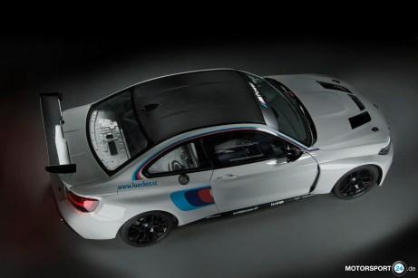 BMW M235i Racing Carbon Teile Motorhaube Dach Türen Heckklappe