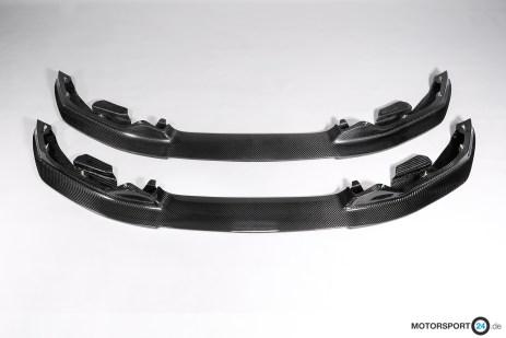 BMW M2 GT Lippe Carbon mit / ohne Klarlack