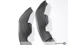 Light BMW M2 Carbon Lip Prepreg