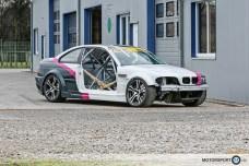 Race Car Workshop BMW M3 E46