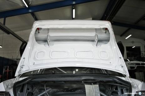 Trunk Lid Race BMW M3 E46 Carbon