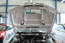 BMW M3 E46 Motorhaube Leichtbau