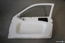 Rechte Tür BMW M3 E46 GTR Carbon