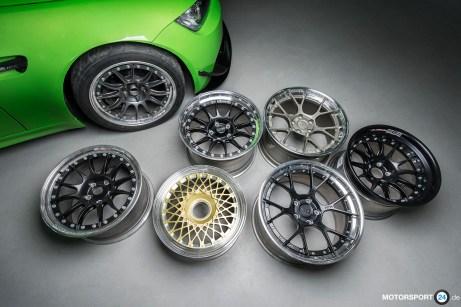 NTM Felgen Auswahl für BMW M3