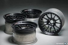 NTM Pista III Wheels