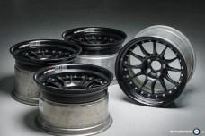 NTM Pista III Wheels