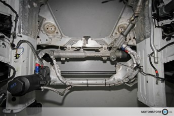 S65 M3 BMW E92 Electric Power Steering