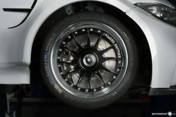 BMW M4 GTR Zentralverschluss