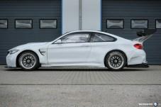 BMW M4 Race Car GTR Wide Body