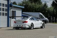 BMW M4 GTR Heckflügel 2,00m