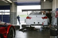 Boxenstop BMW M4 GTR