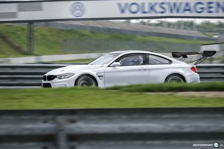 BMW M4 KK GTR Oschersleben
