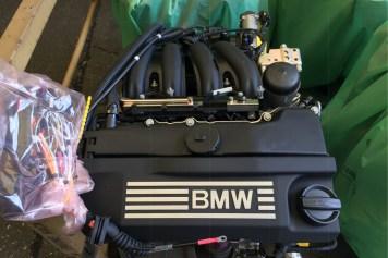 N46NB20 170 PS Motor neu zu verkaufen