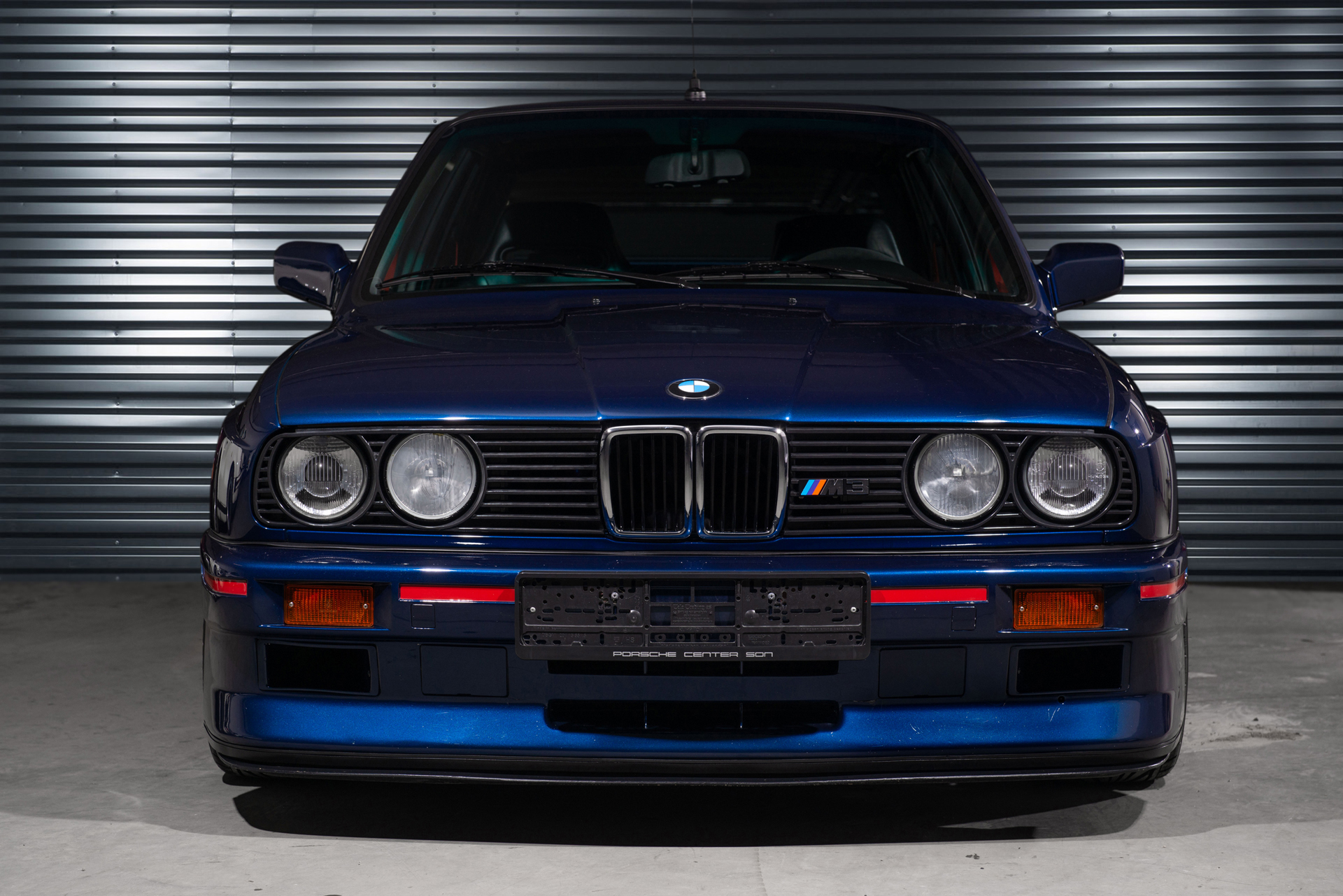 SOLD: BMW M3 E30 Sport Evolution in Mauritiusblau | BMW M ...