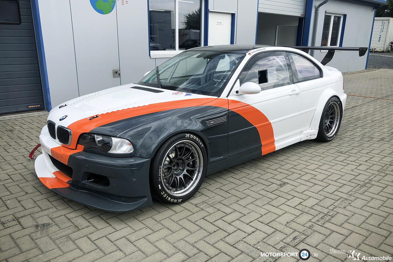 Sold Bmw M3 E46 Gtr Rennwagen Viele Extras Bmw M Tuning Teile Für M3 M4 1er 2er Motorsport24