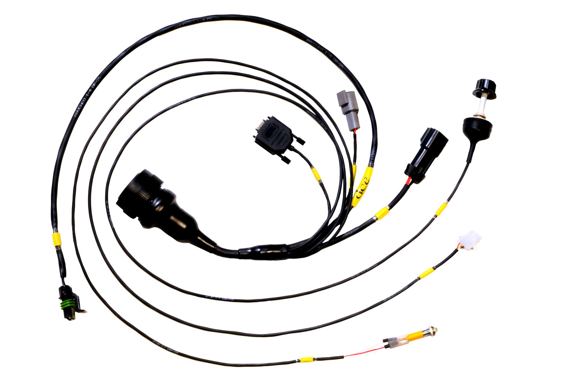 Epas106 Pro Race Wiring Harness