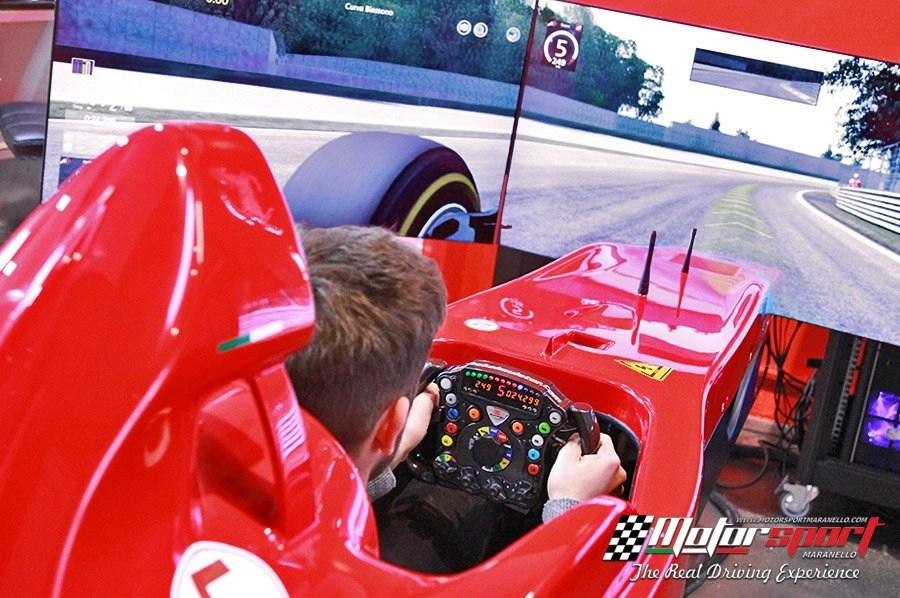 Simulatore F1 Professionale