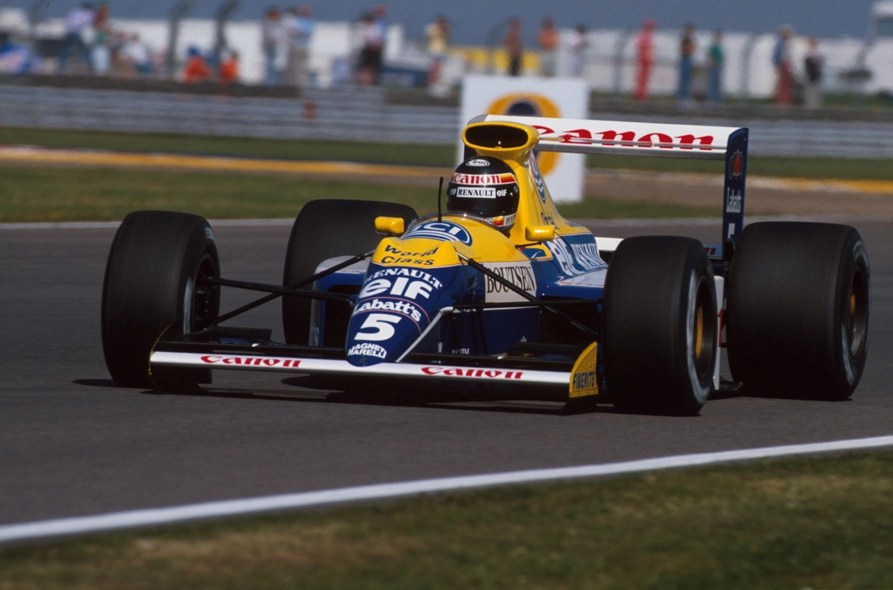Image result for 1990 williams