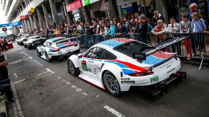 Porsche Withdraws Imsa Entries From 24 Hours Of Le Mans Motorsport Week