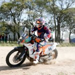 The Indian who tamed Dakar: CS Santosh