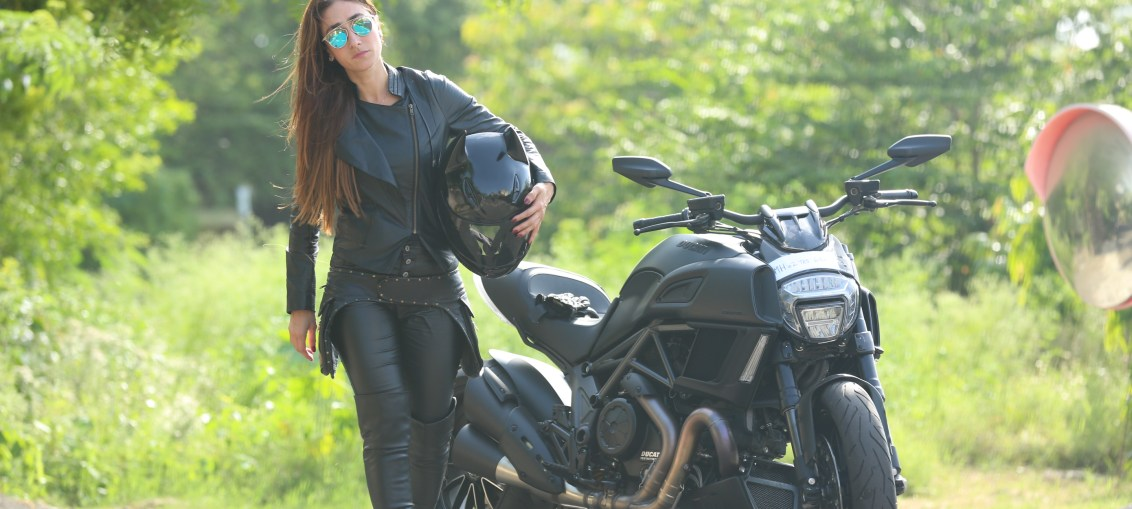 Dr Maral Yazarloo Ride to be one