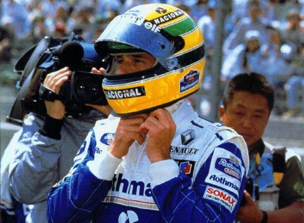 Ayrton Senna Williams