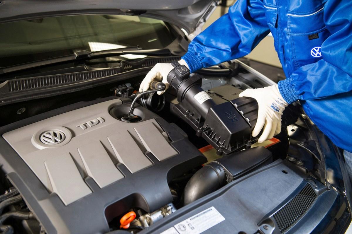 VW pode chamar mais carros devido ao problema das emissões