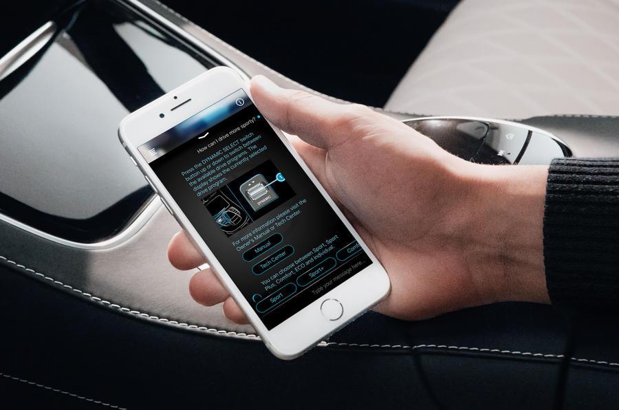 Aplicação envia sms caso lhe batam no carro