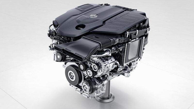 Mercedes-Benz vai abandonar os motores V6
