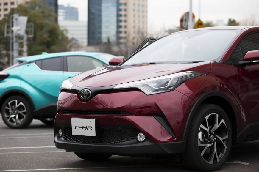 Toyota pretende ser a marca mais vendida na Ásia
