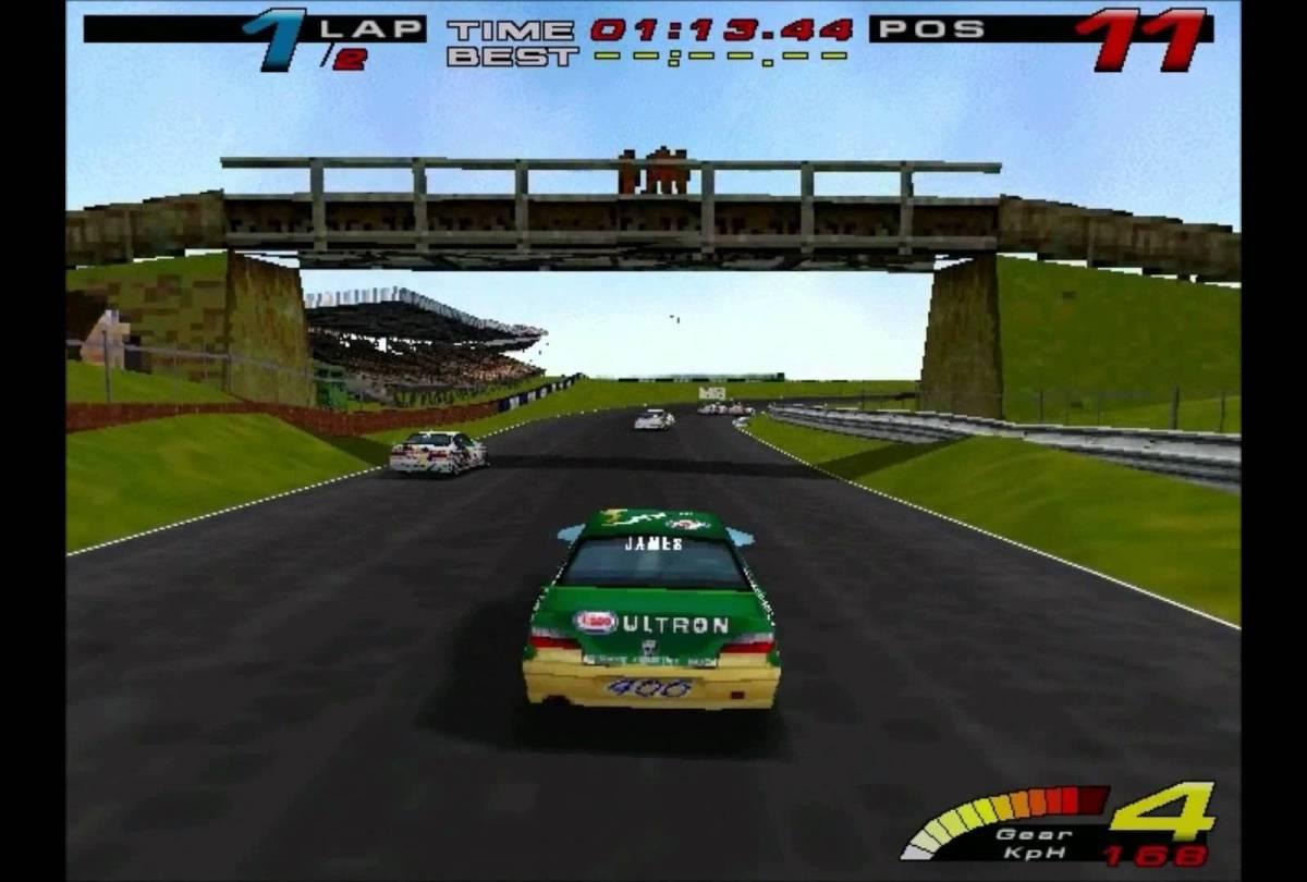 Jogos de corridas que marcaram uma geração: Série TOCA