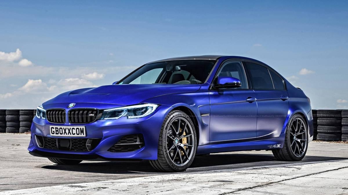 Novo BMW M3 poderá ter versão de tracção traseira e caixa manual.