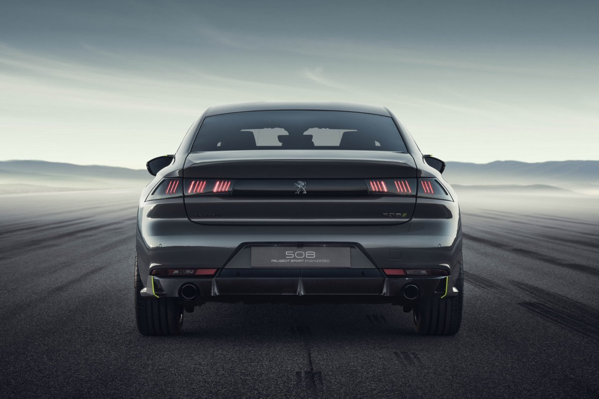 O Concept Peugeot 508 Sport Engineered