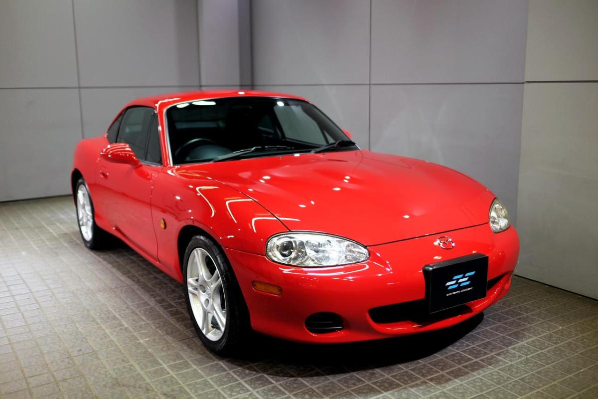 Já conheciam este MX-5 Roadster Coupe?