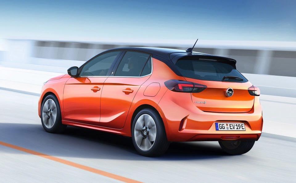 E este é o novo Opel Corsa, o primeiro sob a alçada da PSA.
