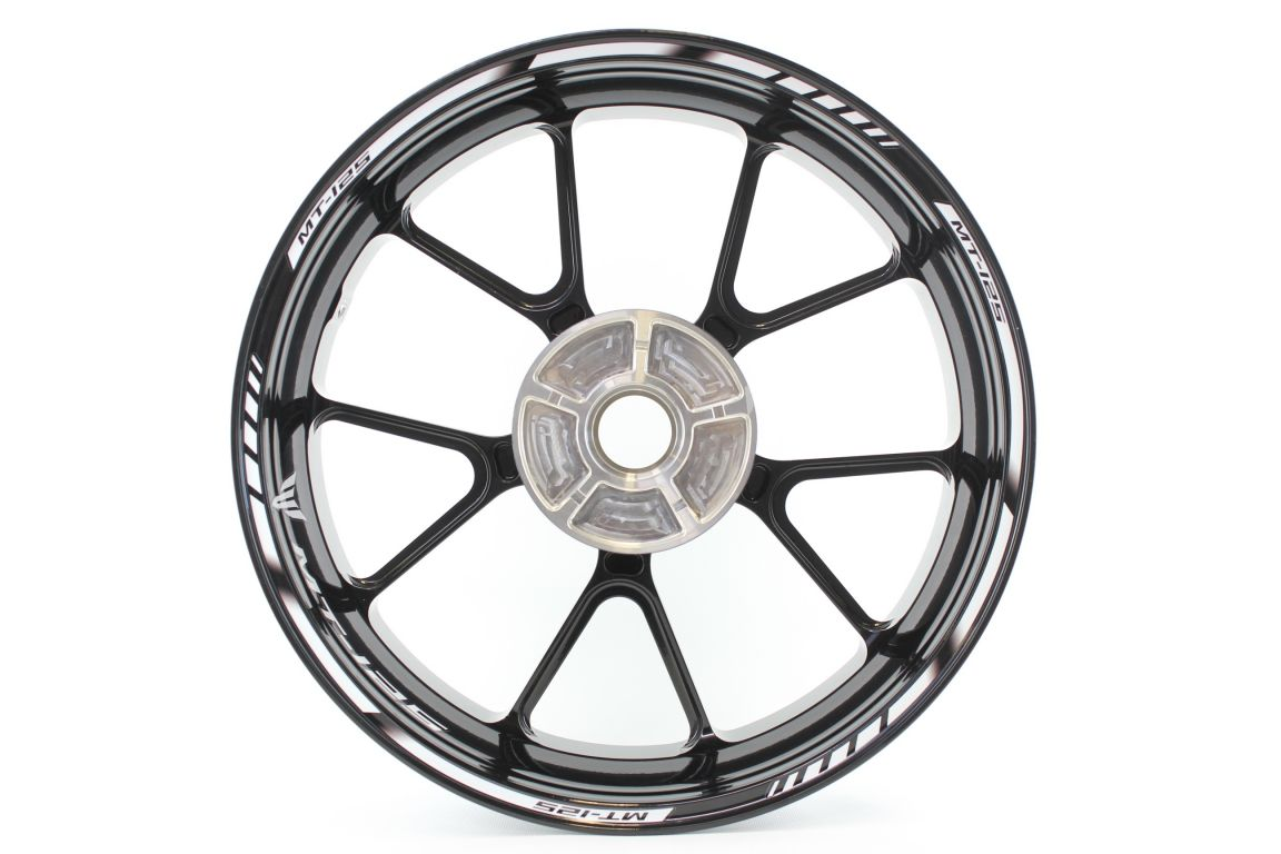 Give Your Mt 125 A Truly Unique Look With This Set