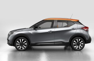 Nissan strengthens vehicle line-up with the arrival of new Crossover Kicks