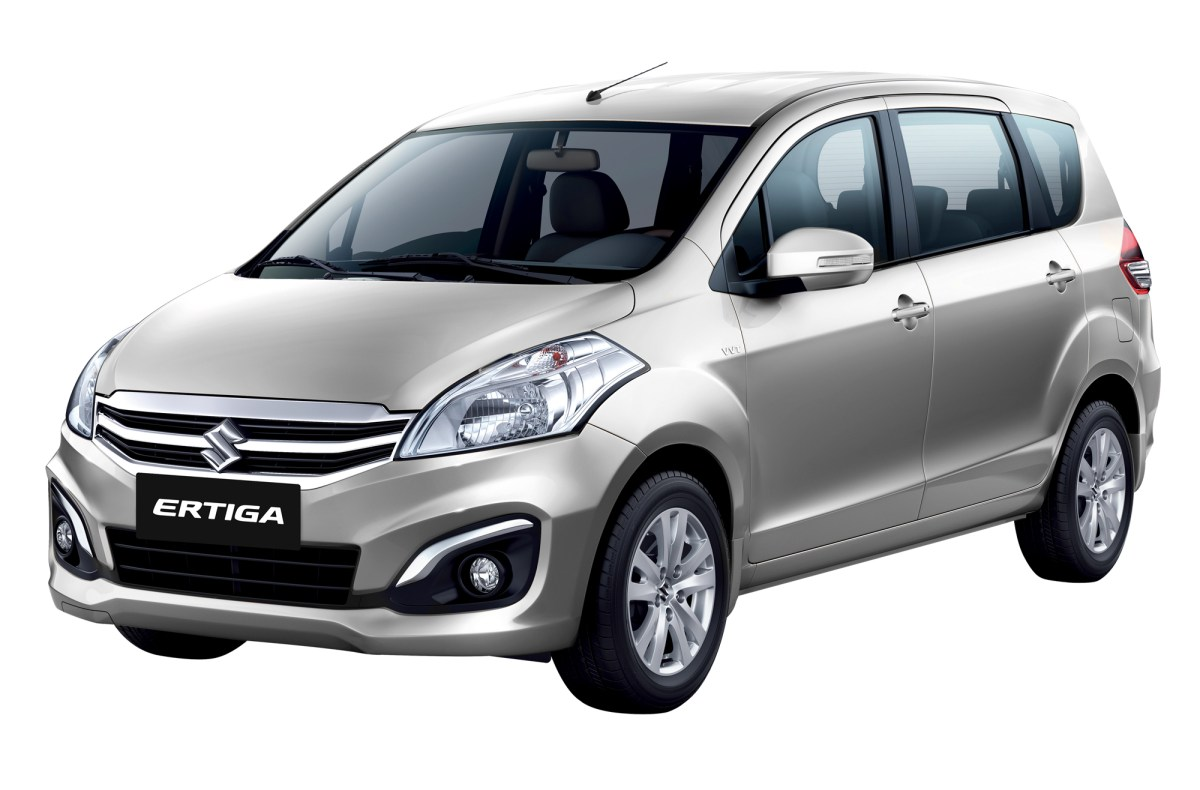 Suzuki Ertiga gets new upgrade for 2016