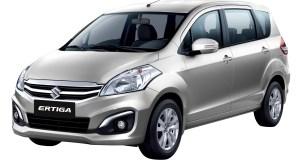 Suzuki Ertiga gets new upgrade for 2016