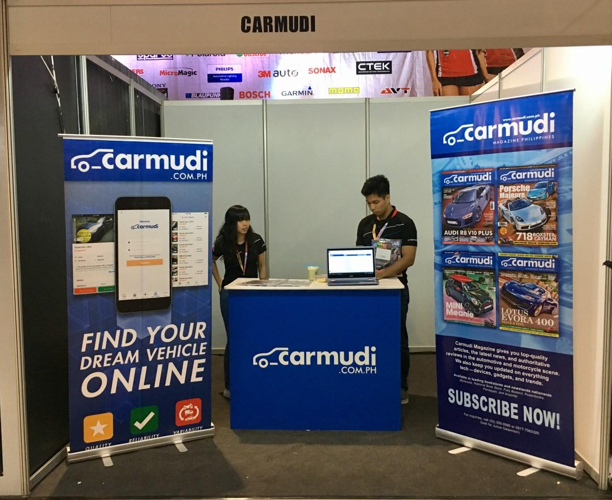 Carmudi PH support 26th TransSportShow at SMX