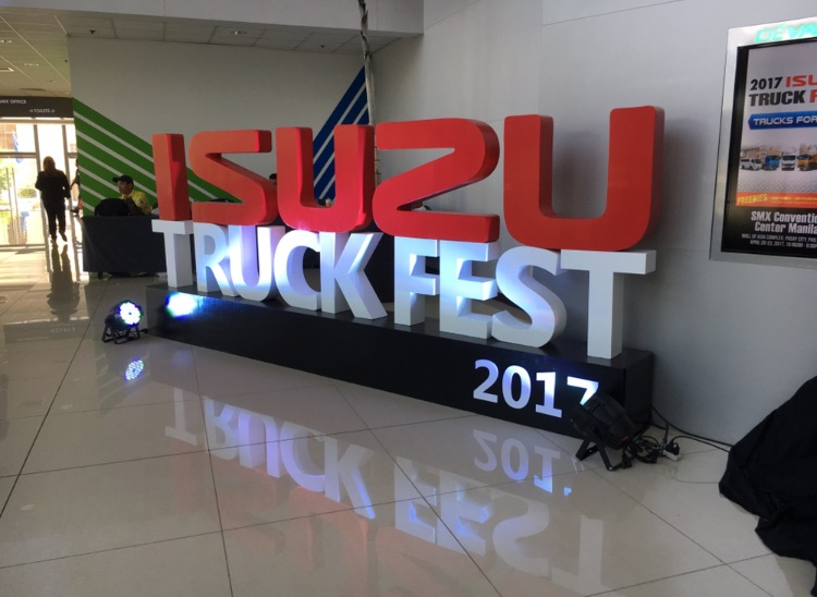 "Isuzu PH strengthens customer service via ""Truck Fest"" event"