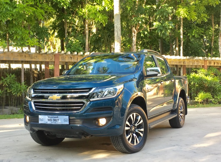 Topping the Ante: 2017 Chevrolet Colorado 4x4 LTZ
