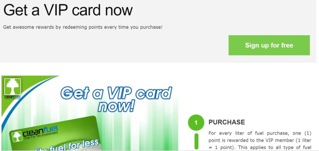 Cleanfuel Offers Double VIP Points for the month of June