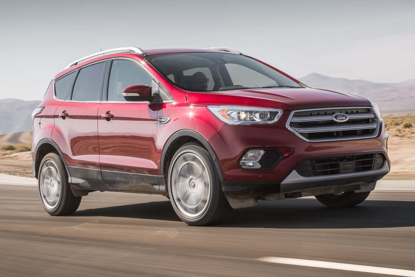 2017 ford escape 2 0 ecoboost awd first