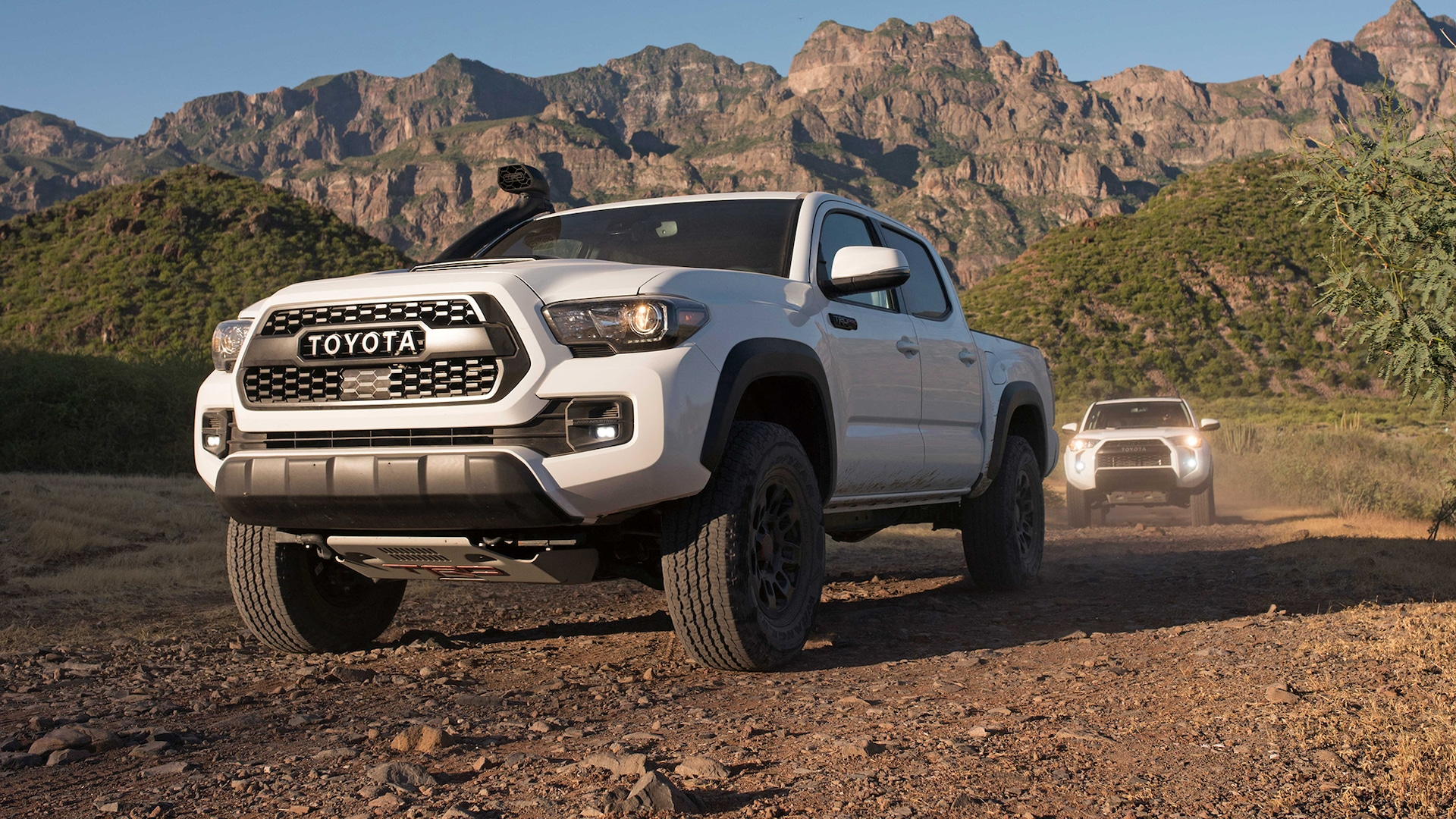 2019 toyota tacoma trd pro first drive