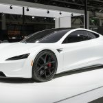 2020 Tesla Roadster Wears White After Labor Day For European Debut